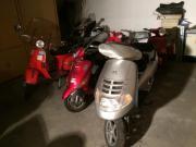 Oldtimer Roller / Motorrad
