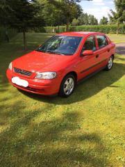 Opel Astra - Klima -