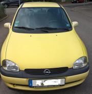 Opel Corsa B,