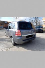 Opel Zafira 150ps