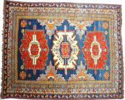 Orientteppich Schirwan Kazak
