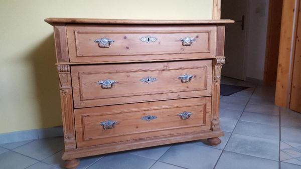 biedermeier kommode neu und gebraucht kaufen bei. Black Bedroom Furniture Sets. Home Design Ideas