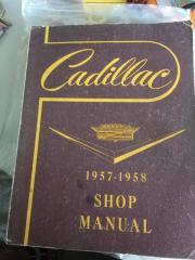 Original Werkstatthandbuch Cadillac