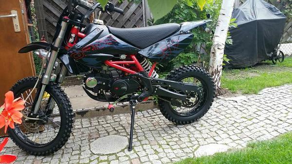 orion 125ccm 4takt dirt bike in falkensee 80er 125er. Black Bedroom Furniture Sets. Home Design Ideas