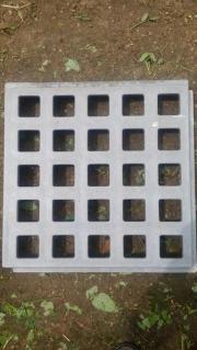 Paddockplatten von Hübner