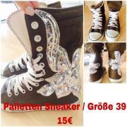 Pailetten Sneaker
