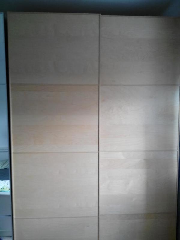 Eckschrank Ikea Leksvik Holz Antik Gestaltet ~ pax ikea schiebetüren schrank wegen umzug zu verkaufen pax schrank in