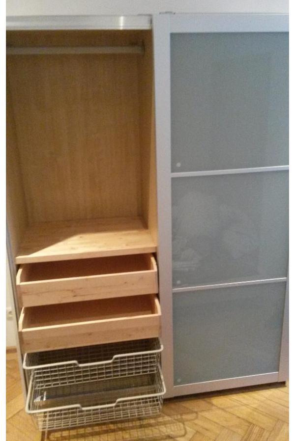 pax kleiderschrank in m nchen ikea m bel kaufen und verkaufen ber private kleinanzeigen. Black Bedroom Furniture Sets. Home Design Ideas