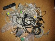 PC-Kabel verschiedene