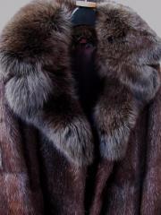 ozelot pelz mantel mit cites sehr gut erhalten in d sseldorf leder pelzbekleidung damen und. Black Bedroom Furniture Sets. Home Design Ideas