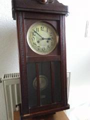 Pendel-Uhr Pendel-Uhr aus dem 19. Jahrhundert Maße: ca. 73cm hoch x 32 cm breit x 17 cm tief Einschränkung: ... 100,- D-71093Weil im Schönbuch Heute, 16:32 Uhr, Weil im Schönbuch - Pendel-Uhr Pendel-Uhr aus dem 19. Jahrhundert Maße: ca. 73cm hoch x 32 cm breit x 17 cm tief Einschränkung: