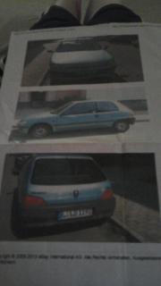 PEUGEOT 106 Ein kleiner Topf Cityflitzer für wenig Geld !!!! Peugeot 106 zu verkaufen, er ist technisch i.o.Euro 2 Norm (74Euro Steuern in Jahr) das sagt ja auch ... 850,- D-04420Markranstädt Heute, 17:30 Uhr, Markranstädt - PEUGEOT 106 Ein kleiner Topf Cityflitzer für wenig Geld !!!! Peugeot 106 zu verkaufen, er ist technisch i.o.Euro 2 Norm (74Euro Steuern in Jahr) das sagt ja auch