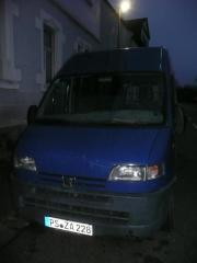 Peugeot Boxer, Bj.