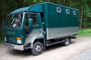 Pferdetransporter, Pferde LKW,