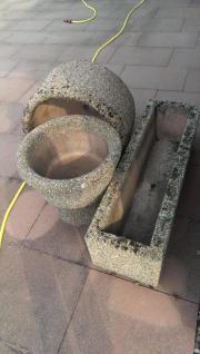 Pflanzkübel Beton (Oberfläche