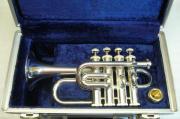 Piccolo-Trompete Amati