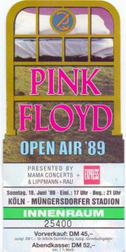 Pink Floyd Open