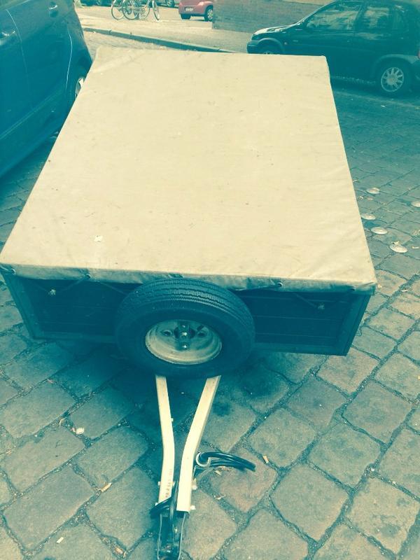 pkw anh nger hp 400 in berlin anh nger auflieger kaufen. Black Bedroom Furniture Sets. Home Design Ideas