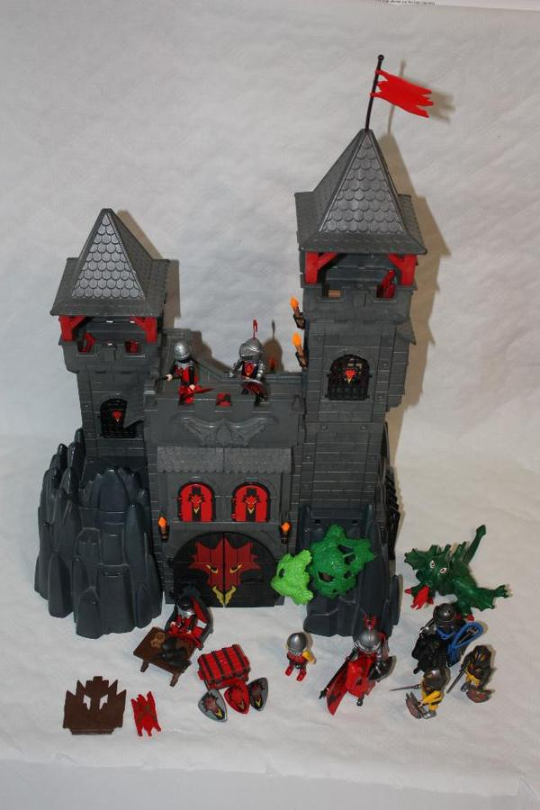 Ritterburg Holz Oder Playmobil ~ Playmobil Drachen Ritterburg » Spielzeug Lego, Playmobil