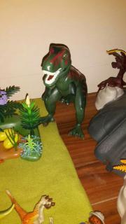 Playmobil grosse Dinowelt