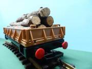 Playmobil LGB Niederbordwagen -