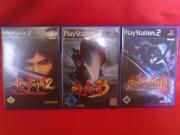 PlayStation2 Spielesammlung