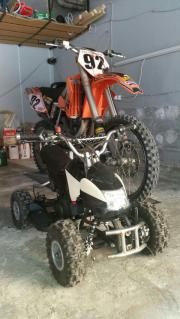 Pocket Quad ATV