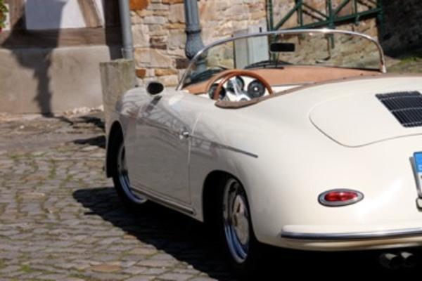 porsche 356 speedster replika mit h kennzeichen in wolfsburg kaufen und verkaufen ber private. Black Bedroom Furniture Sets. Home Design Ideas