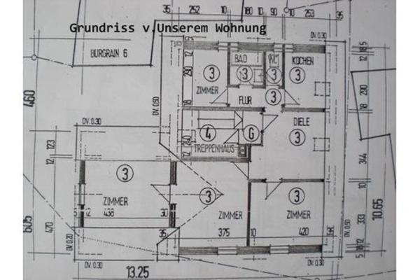 PRIVAT Verkauf Sehr Günstig vermietete 4 Zimmer Halb DG Wohn für 59700 EU Nur 655 EUR pro m: Kleinanzeigen aus Forchtenberg - Rubrik Eigentumswohnungen, 4- und Mehr-Zimmer