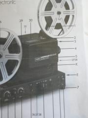 Projektor, Super 8