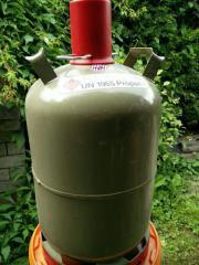 Propan Gasflasche 11