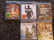 PS3 Spiele als