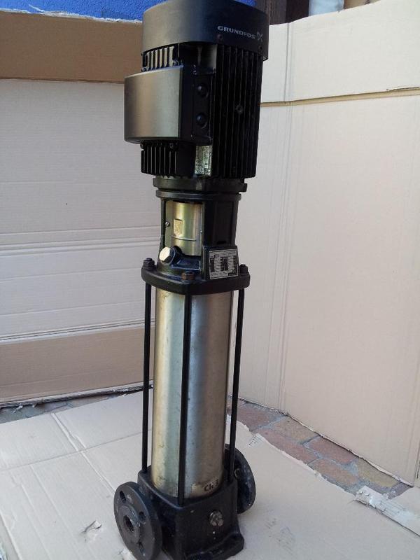 pumpe grundfos cr3 23 in w rth ger te maschinen kaufen. Black Bedroom Furniture Sets. Home Design Ideas