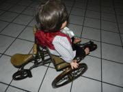 Puppen Fahrrad,