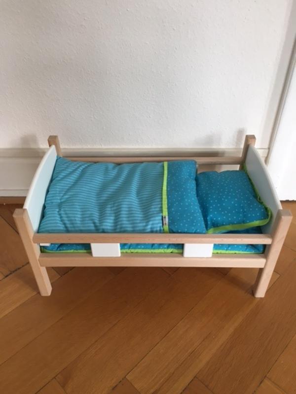puppenbet kaufen gebraucht und g nstig. Black Bedroom Furniture Sets. Home Design Ideas
