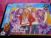 Puzzle Hannah Montana,
