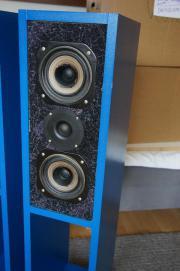 Qualitativ hochwertige Lautsprecher