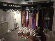 RÄUMUNGSVERKAUF: Brautkleider, Abendkleider,