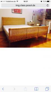rattanbett 140x200 haushalt m bel gebraucht und neu. Black Bedroom Furniture Sets. Home Design Ideas