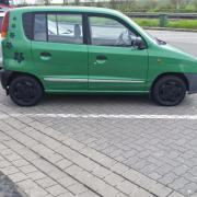 REDUZIERT!!! Hyundai Atos