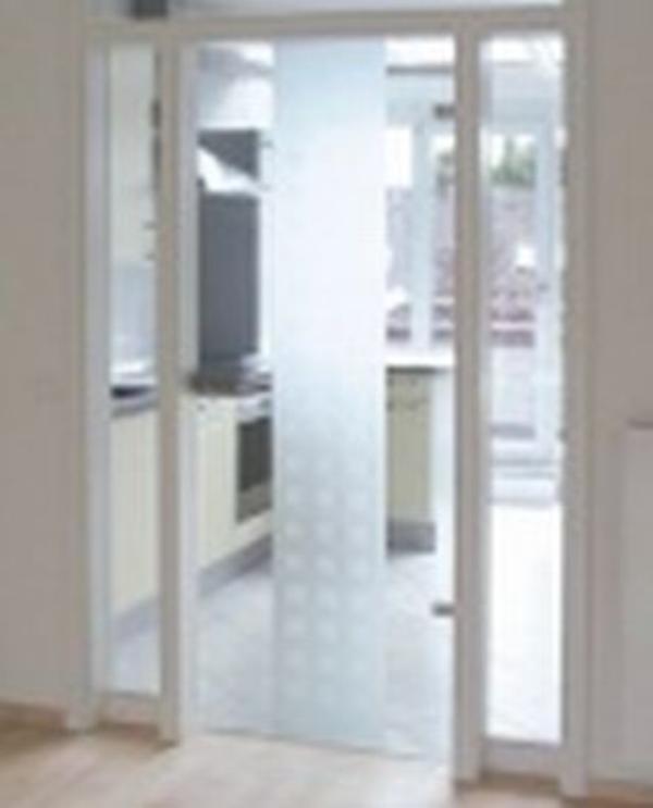 reduziert neue innent r als ganzglast r mit 2 seitenteilen stockrahment r in heringen. Black Bedroom Furniture Sets. Home Design Ideas