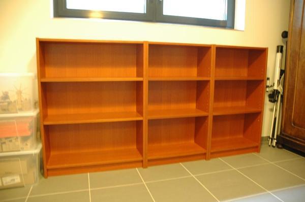 regal kirschbaumfurnier 80 cm breit in hochdorf assenheim. Black Bedroom Furniture Sets. Home Design Ideas
