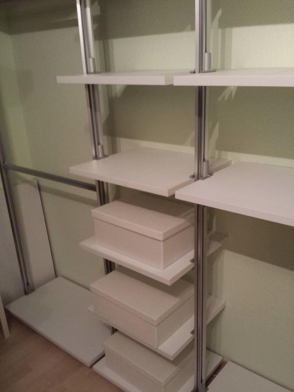 begehbare kleiderschrank neu und gebraucht kaufen bei. Black Bedroom Furniture Sets. Home Design Ideas