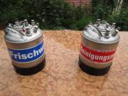 Reinigungsbehälter für Getränkezapfanlage