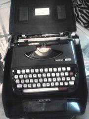 Reise Schreibmaschine