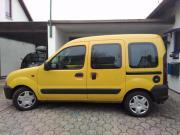 Renault Kangoo umgerüstet