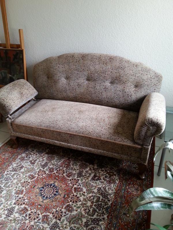 restauriertes antikes sofa in diepoldsau sonstige antiquit ten kaufen und verkaufen ber. Black Bedroom Furniture Sets. Home Design Ideas