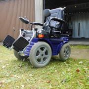 Rollstuhl, elektrisch