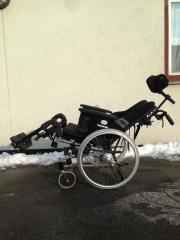 Rollstuhl Multifunktion
