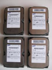 Samsung SP1614N Festplatten